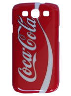 Back Cover Samsung Galaxy S3, Tema Coca-Cola + Pelicula Grátis