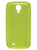 Back-Cover Samsung Galaxy S4 i9500 ou i9505, Verde Semi-transparente