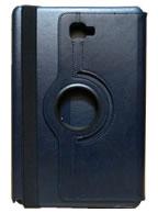 Capa Case Capinha Carteira Giratória 360° AZUL Marinho Tablet Samsung Galaxy Tab A 10.1 (2016) SM-P585m