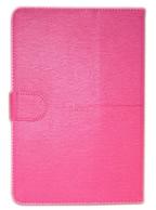 Capa Case Carteira Couro PINK Tablet Samsung Galaxy Tab A 8.0 Modelos SM-P350n, SM-P355m, SM-T350n ou SM-T355n V3