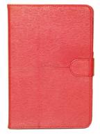 Capa Case Carteira Couro VERMELHA Tablet Samsung Galaxy Tab A 8.0 Modelos SM-P350n, SM-P355m, SM-T350n ou SM-T355n V3