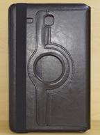 Capa Case Carteira Giratória 360º PRETA Tablet Samsung Galaxy Tab E 9.6 Modelos SM-T560n ou SM-T561m
