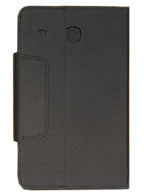 Capa Case Carteira PRETA Tablet Samsung Galaxy Tab E 8.0 SM-T375 SM-T377