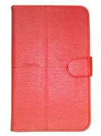 Capa Case Carteira VERMELHA Tablet Samsung Galaxy Tab3 Lite 7 SM-T110, SM-T111, SM-T113 ou SM-T116