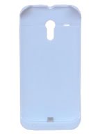 Capa Case BRANCA com Bateria Interna para Motorola Moto G X1032  - 8000mAh