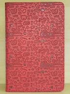 Capa Case Couro Desenho Vermelha Tablet LG G Pad V700 Android 10.1 polegadas