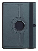 Capa Case Giratória 360º PRETA Tablet Samsung Galaxy Tab S 10.5 SM-T800n, SM-T801 e SM-T805m