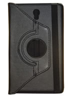 Capa Case Giratória 360º PRETA Tablet Samsung Galaxy Tab S 8.4 Modelos SM-T700N, SM-T705M ou SM-T701