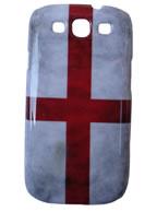 Back Cover Samsung Galaxy S3 Desenho Antiga Bandeira da Inglaterra + Pelicula Grátis