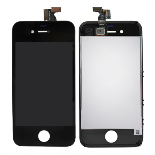 Lcd com Touch Screen iPhone 4 Preto Original Completo