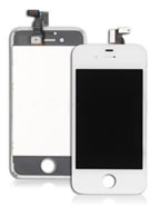 Lcd com Touch Screen iPhone 4 Branco Original Completo