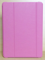 Capa Book Cover Slim Light PINK s/ Logo Tablet Samsung Galaxy Note 10.1 (2014 Edition) P600, P601 ou P605