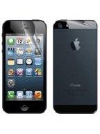 3X Películas para iPhone 5 - Profissional - Anti Reflexo - Fosca