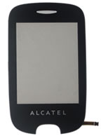 Visor Tela com Touch Screen Alcatel OT602 Original