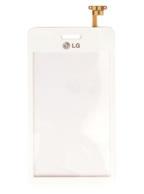Visor Tela com Touch Screen LG Pop GD510 Branco