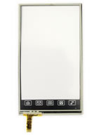 Visor Tela com Touch Screen Mp20 F030 Novo