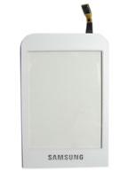 Visor Tela com Touch Screen Samsung Beat Mix C3300 Branca